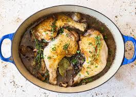 coq cuisine coq au vin recipe simplyrecipes com