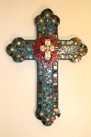 wall decor crosses large wooden cross wall decor 101design