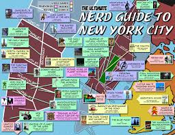 Map Of Little Italy Nyc by New York City Maps Find A Nyc Map For Attractions Neighborhoods
