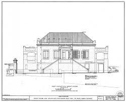 library of congress floor plan historical buildings st john historical society