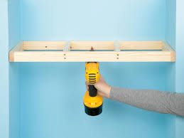 Plans For Wooden Shelf Brackets by Custom Shelving Done 4 Ways How Tos Diy