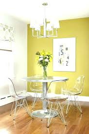 Clear Acrylic Dining Chair Clear Acrylic Dining Chairs Geekswag Me