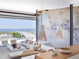 Interior Designers Long Island Beach House On Long Island Modern Living Room New York By