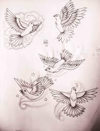 two dove designs ideas
