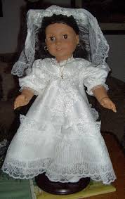 wedding dresses made to order american girl doll wedding dresses gown communion wardrobe seamstress