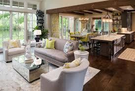 Kitchen Living Room Design Ideas Living Room And Kitchen Ideas 17 Open Concept Kitchen Living Room