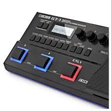 boss gt 1 guitar effects processor at gear4music com