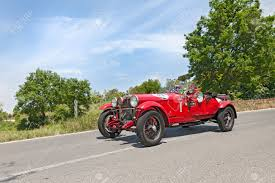vintage alfa romeo 6c the crew amenduni vicari on a old racing car alfa romeo 6c