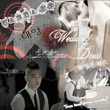 wedding dress lyric taeyang awesome wedding dress lyrics korean aximedia