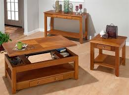 Wooden Living Room Sets 49 Living Room Tables Sets Santos Espresso 3 Pc Table Set Table