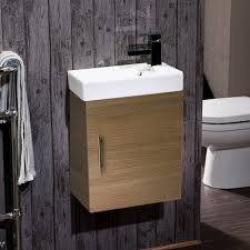 Basin And Toilet Vanity Unit Cloakroom Vanity Units Small Basin Units Drench