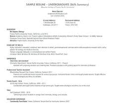communication skills resume exle communication skills exles for resume