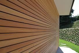 rivestimento facciate in legno inspirational rivestimento in legno per pareti esterne paradise