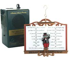 mr interactive lights sound ornament with