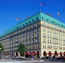 Esszimmer Im Adlon Horrmanns Hoteltest Im U201eadlon U201c Haben Selbst Die Zeitungen