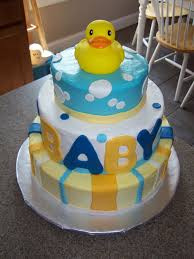 baby shower duck themed cakes zone romande decoration