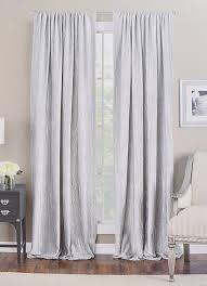 amazon com cynthia rowley silver grey vintage velvet pair window