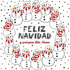 christmas season fearsome spanish christmas card sayings picture