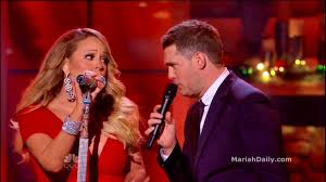 mariah carey all i want for christmas is you duet with michael