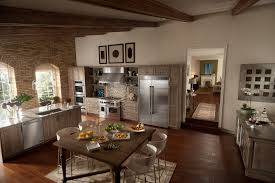 Rustic Kitchen Ideas - kitchen classy country kitchen decor rustic color palette modern