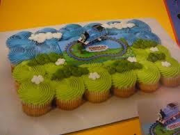 Best 25 Thomas Cupcakes Ideas On Pinterest Train Birthday