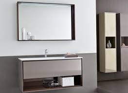 16 brushed nickel wall mirror bathroom brushed nickel bathroom