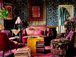 view bohemian home decor room design plan luxury with bohemian