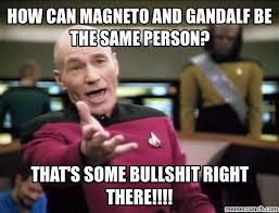 Magneto Meme - or magneto