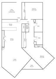 Juniper Floor Plan West Slope Terrace Floor Plans One Two And Three Bedroom Apartments
