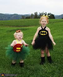 Infant Robin Costume Batgirl Robin Diy Baby Halloween Costumes
