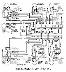 lincoln and continental 1958 windows wiring diagram all about