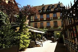 Colmar France Hostellerie Le Marechal Colmar France Booking Com