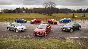 Car Interior Noise Comparison Best Compact Hatchback 2017 Comparison Test