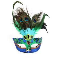 peacock mardi gras mask peacock feather venetian mardi gras masquerade mask party