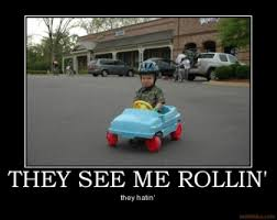They See Me Rollin They Hatin Meme - image 234892 they see me rollin know your meme