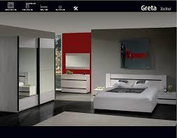 chambre a coucher porte coulissante chambre à coucher design adulte lit 140 160 armoire portes coulissantes