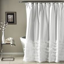 best 25 ruffle shower curtains ideas on pinterest white ruffle
