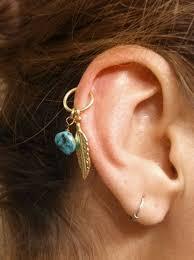 best cartilage earrings piercing oreille sur l hélix dans top 13 des piercings à l oreille