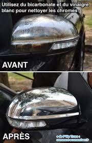 comment nettoyer des si es de voiture l astuce naturelle pour nettoyer et faire briller les chromes
