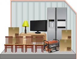 Storage Locker Units by 5 X 10 Storage Unit Storage Decoration