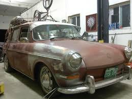 Vermonter 1967 Volkswagen Squareback Specs Photos Modification