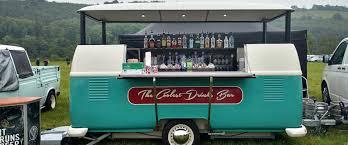 volkswagen kombi food truck dub box home of the cool retro camper caravan