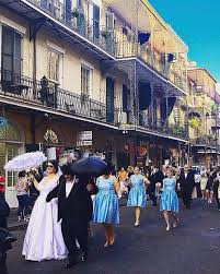 second line wedding what to expect at a louisiana wedding louisiana travel