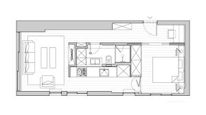 bedroom tiny apartment floor plans small apartment floor plan