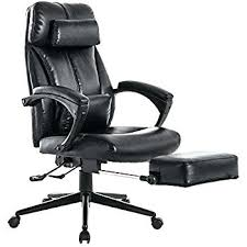 best reclining office chair s reclining office chair with footrest