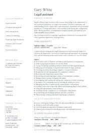legal resume examples u2013 inssite