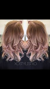 rose gold lowlights on dark hair best 25 rose gold baylage ideas on pinterest rose gold balayage