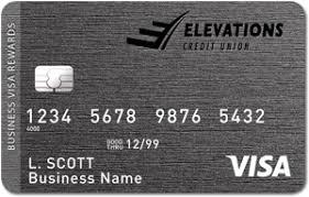 Rewards Business Credit Cards Business Credit Cards Elevationscu Com