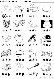 alphabet sound worksheets free worksheets library download and