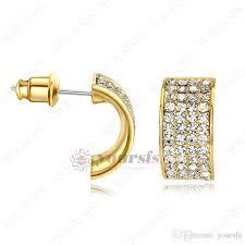 best earrings to sleep in 2018 yoursfs arrival best friends earings u shape stud earrings
